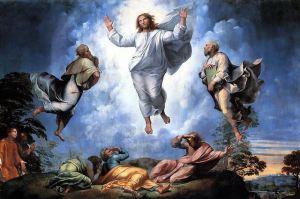 Transfiguration of Christ by Raphael